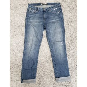 [Big Star] Bridgette Slim Straight Jeans